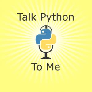 talk python to me podcast logo